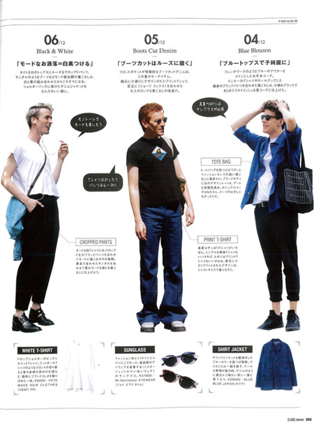 CLUEL homme issue7 P66