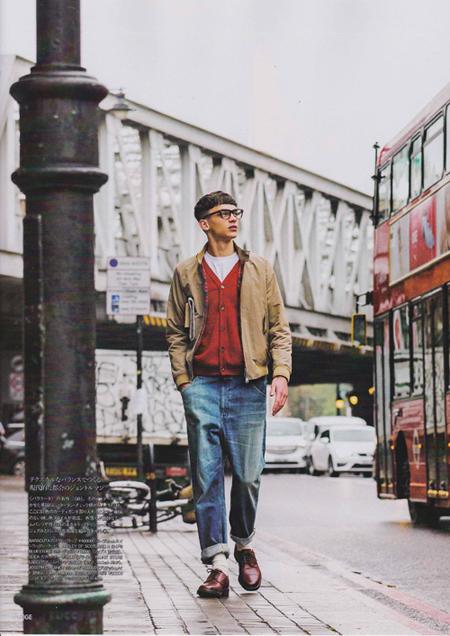 men's FUDGE 11 issue Mr.Gentleman1